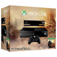 XBox One 500G + Kinect 2 + Игра Titanfall