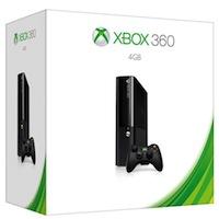 XBox 360E 4G (Slim)