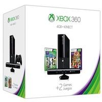 XBox 360E 4G (Slim) + Kinect + Sports 2 + Карта подписки 1 месяц