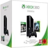 XBox 360E 250G (Slim) + Halo4 + Tomb Raider + Карта подписки 1 месяц