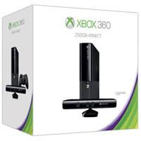 XBox 360E 250G (Slim) + Kinect