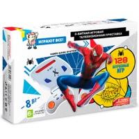 Консоль 8 бит Spider-Man 128-в-1