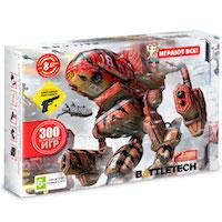 Консоль 8 бит BattleTech 300-в-1