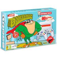 Консоль 8 бит Boogerman 80-в-1