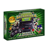Sega Super Drive 4 (132-in-1)