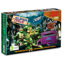 Sega Super Drive Turtles (55-in-1)