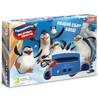 Sega Super Drive Penguins (8-in-1)