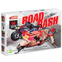 Sega Super Drive Road Rash (55-в-1)