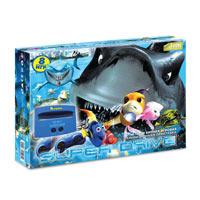 Sega Super Drive Shark (8-in-1)