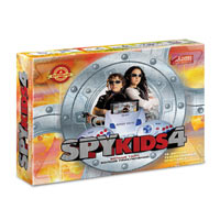 Sega Super Drive Spy Kids 4