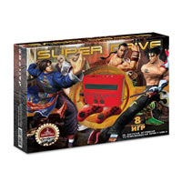 Sega Super Drive Tekken (8-in-1)