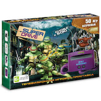 Sega Super Drive Turtles (50-in-1)