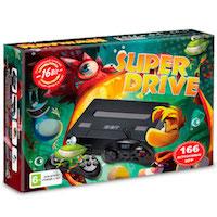 Sega Super Drive (166-в-1) Rayman