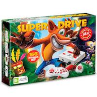 Sega Super Drive (166-в-1) Crash