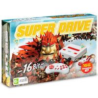 Sega Super Drive (166-в-1) Knack