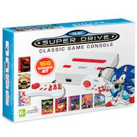 Sega Super Drive (166-в-1) Белая