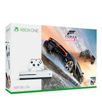 Xbox One S 500G + Игра Forza Horizon 3