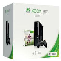 XBox 360E 500G (Slim) + Игра Fifa 15