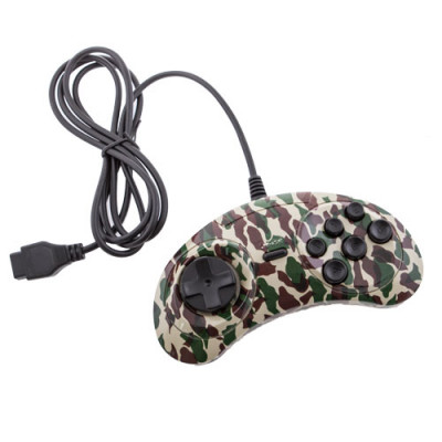 Sega Controller Camouflage