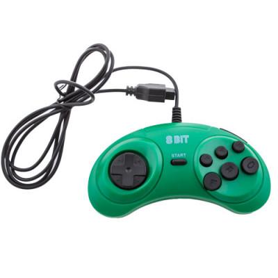 Dendy Controller Green 9р узкий разъем