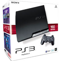PlayStation 3 (160G)
