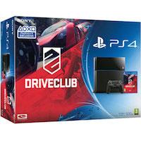 PlayStation 4 (500G) + Игра Drive Club
