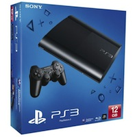 PlayStation 3 (12 G) Super Slim