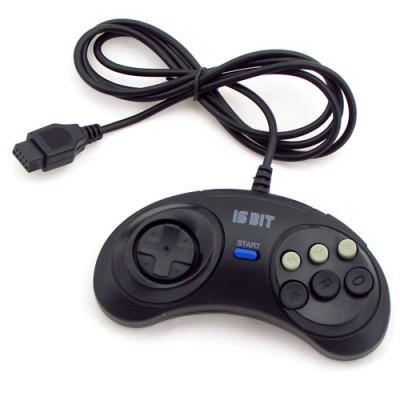Sega Controller (1.5 М) Black