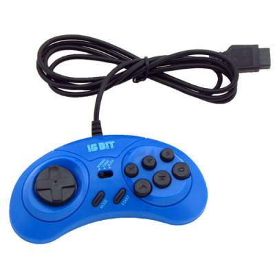 Sega Controller Blue