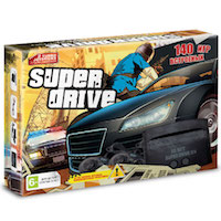 Sega Super Drive GTA5 (140-in-1)