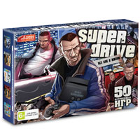 Sega Super Drive GTA (50-in-1)