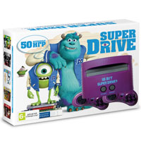Sega Super Drive Monster Inc (50-in-1)