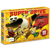 Sega Super Drive Kung Fu Panda (50-in-1)