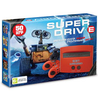 Sega Super Drive Wall-E (50-in-1)