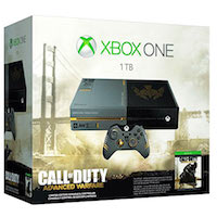 XBox One 1TB + Игра CAD:Advanced Warfare