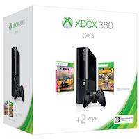 XBox 360E 250G (Slim) + Borderlands 2 + Forza Horizon