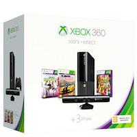 XBox 360E 500G (Slim) + Kinect + Игра Forza Horizon + Kinect Sport