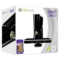 XBox 360 250G (Slim) + Kinect