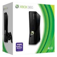 XBox 360 4G (Slim)