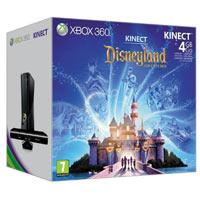 XBox 360 4G (Slim) + Kinect + Игра Disneyland Adventures