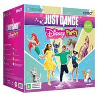 XBox 360 4G (Slim) + Kinect + Игры Disneyland Adventures + Just Dance: Disney Party