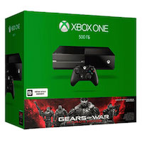 XBox One 500G + Игра Gears of War: Ultimate Edition
