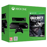XBox One 500G + Kinect2 + Игра Call Of Duty: Ghosts