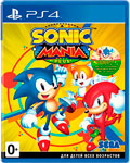 SONIC MANIA PLUS ps4 game tvgames