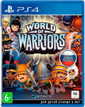 World-of-Warriors ps4 game tvgames
