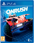 onrush ps4 game tvgames