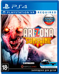 arizone sushine ps vr game tvgames