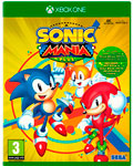 SONIC MANIA PLUS xbox one game tvgames