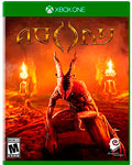 agony xbox one game tvgames