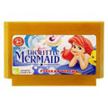 dendy the little mermaid tvgames